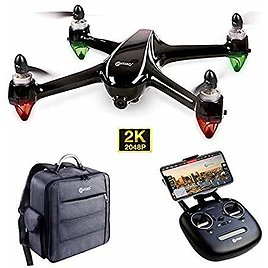 Contixo F18 2K Drone with UHD Camera - Water Resistant Carrying Backbag