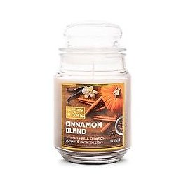 Complete Home Jar Candle Cinnamon Blends