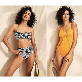 Women's Swimsuits from $9.50