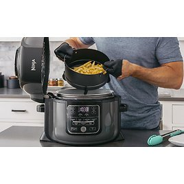 The Ninja Foodi Air Fryer and Pressure Cooker Is On Sale Now for $130