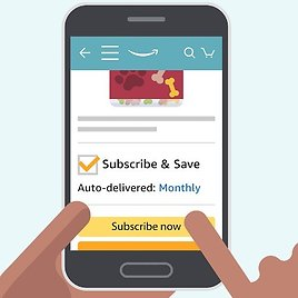 Subscribe & Save Expands Delivery Options