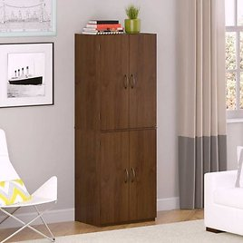 Mainstays Storage Cabinet, (Multiple Colors)