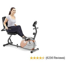 Exercise Bike with Resistance ME-709