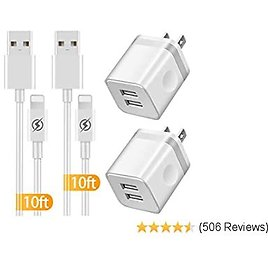 Cheap 10Ft Charger Cable Deals & 10Ft Charger Cable Sales