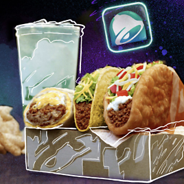 Taco Bell Customers Complain After App Crashes During Free Chalupa Box Giveaway
