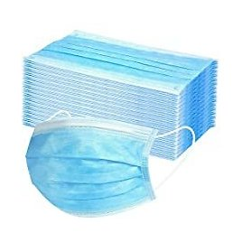 Face Mask, Pack of 50 - $5.00 OFF Coupon