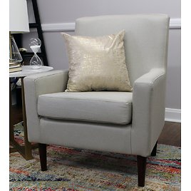 Mainstays Kinley Lounge Chair, Multiple Colors