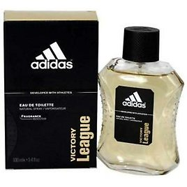 *79% OFF* VICTORY LEAGUE By Adidas 3.4 Oz Edt 3.3 Cologne Spray for Men New in Box