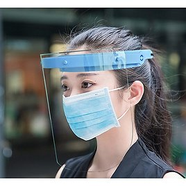 US $3.95 48% OFF|Safty Virus Protective Face Transparent Screen Mask Removable Anti Saliva Anti Dust Anti Droplet Spittle Full Face Shield Mask|Men's Baseball Caps| - AliExpress