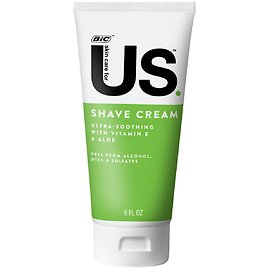 Us Shave Cream 6 Ounce