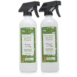 Happy Place Waterless Shampoo for Dogs 2-pack - 10079072 | HSN