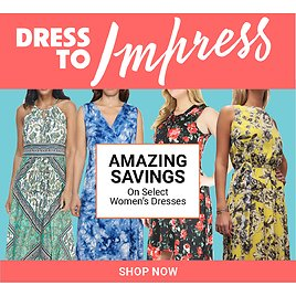 Summer Dresses At Clearance Prices from $6.99