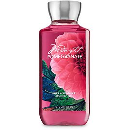 Signature Collection Midnight Pomegranate Shower Gel