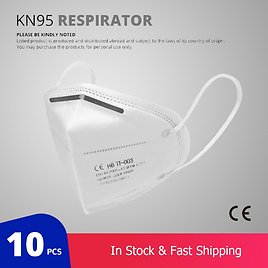 US $18.83 53% OFF|10 Pcs KN95 Face Masks Dust Respirator KN95 Mouth Masks Adaptable Against Pollution Breathable Mask Filter (not for Medical Use)|Masks| - AliExpress