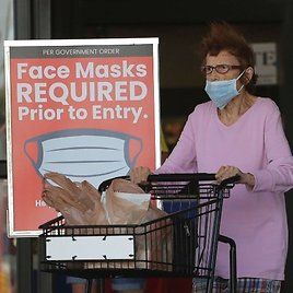 Retailers Requiring Face Masks During COVID-19