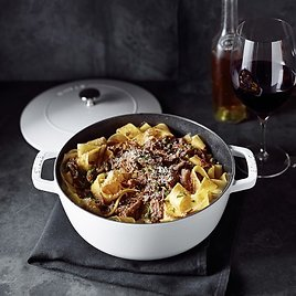 Staub Enameled Cast Iron Essential French Oven, 3 3/4-Qt.