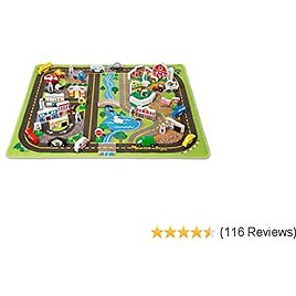 Deluxe Activity Road Rug Play Set
