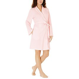 Charter Club Shawl-Collar Wrap Robe, Created for Macy's & Reviews - Bras, Panties & Lingerie - Women