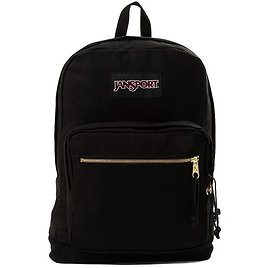 JanSport Right Pack Expressions Backpack - Black / Gold
