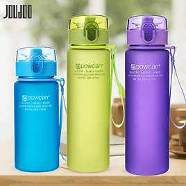 US $3.56 15% OFF|JOUDOO 400ml 560ml Portable Leak Proof Water Bottle High Quality Tour Outdoor Bicycle Sports Drinking Plastic Water Bottles 10|Water Bottles| - AliExpress