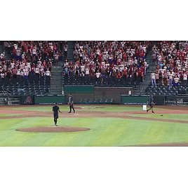 Fox Sports Will Fill Empty Baseball Stadiums with Virtual Fans That React to What's Happening On The Field
