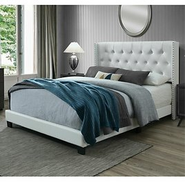 Cheap Upholstered Bed Deals Upholstered Bed Sales