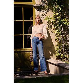 Laurel Canyon Flare Jeans