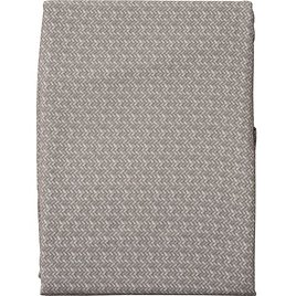 """Tommy Bahama Neutral Falmouth Weave Tablecloth - 70"""" Round"""