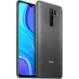 Xiaomi Redmi 9 Gray 3GB+32GB Cell Phones Sale, Price & Reviews | Gearbest