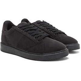 Style Points Faux Suede Sneakers
