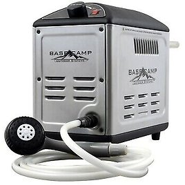 Mr. Heater BaseCamp BOSS-XB13 Battery Operated Shower System 89301353008