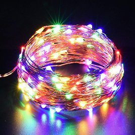 US $1.09 61% OFF|Led Strip Light DC5V AA Battery CR2032 USB Powered 10m String Lights Holiday Ligting Christmas New Year Party Wedding Decoration|LED Strips| - AliExpress