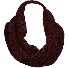Chenille Loop Scarf - Wilsons Leather