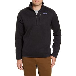 Patagonia Better Sweater® Quarter Zip Pullover | Nordstrom