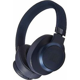 JBL LIVE 500BT Wireless Bluetooth Headphones Over-The-Ear Built-in Microphone
