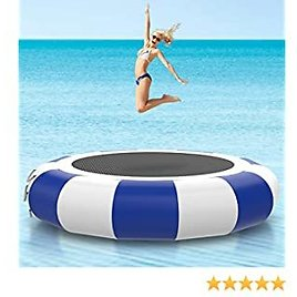 Summer Clearance Inflatable Water Trampoline