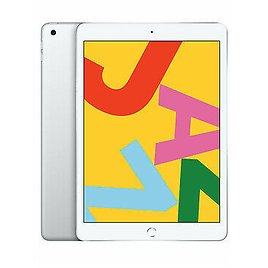 Apple IPad 10.2-Inch Tablet (Late 2019, 32GB, Wi-Fi Only, Silver) 190199189065