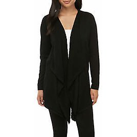 New Directions® Petite Long Sleeve Solid Cardigan