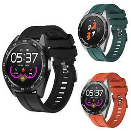 2020 Waterproof Smart Watch Heart Rate Bracelet Gift For IPhone Android Samsung