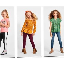 50% OFF   ALL LEGGINGS   Free Shipping At The Children's Place