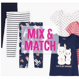 50% OFF On All MIX AND MATCH ESSENTIALS   Kids Clothes & Baby Clothes   The Children's Place   Free Shipping*