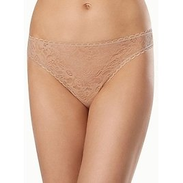 Soma Enticing Allover Lace Thong
