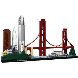 San Francisco 21043 | Architecture | Buy Online At The Official LEGO® Shop US