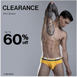 60% Off Men's Clearance