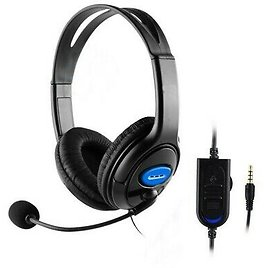Wired Stereo Bass Surround Gaming Headset for PS4 New Xbox One PC with Mic Pf 951974553316