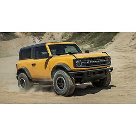 Ford Bronco Options Pricing Leaks for 2021, Report Says