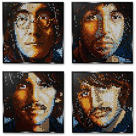 The Beatles 31198 | LEGO® Art | Buy Online At The Official LEGO® Shop US