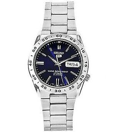 Seiko Men's SNKD99 5 Stainless Steel Blue Dial Watch 4954628064523