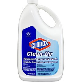 128-Oz Clorox Clean-Up Disinfectant Cleaner with Bleach