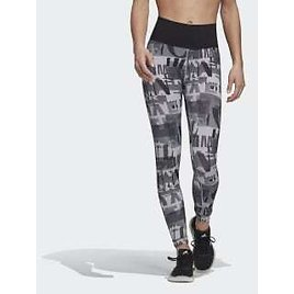 Adidas Believe This Iterations Tights - Grey   Adidas US